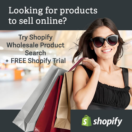 Try Shopify Free